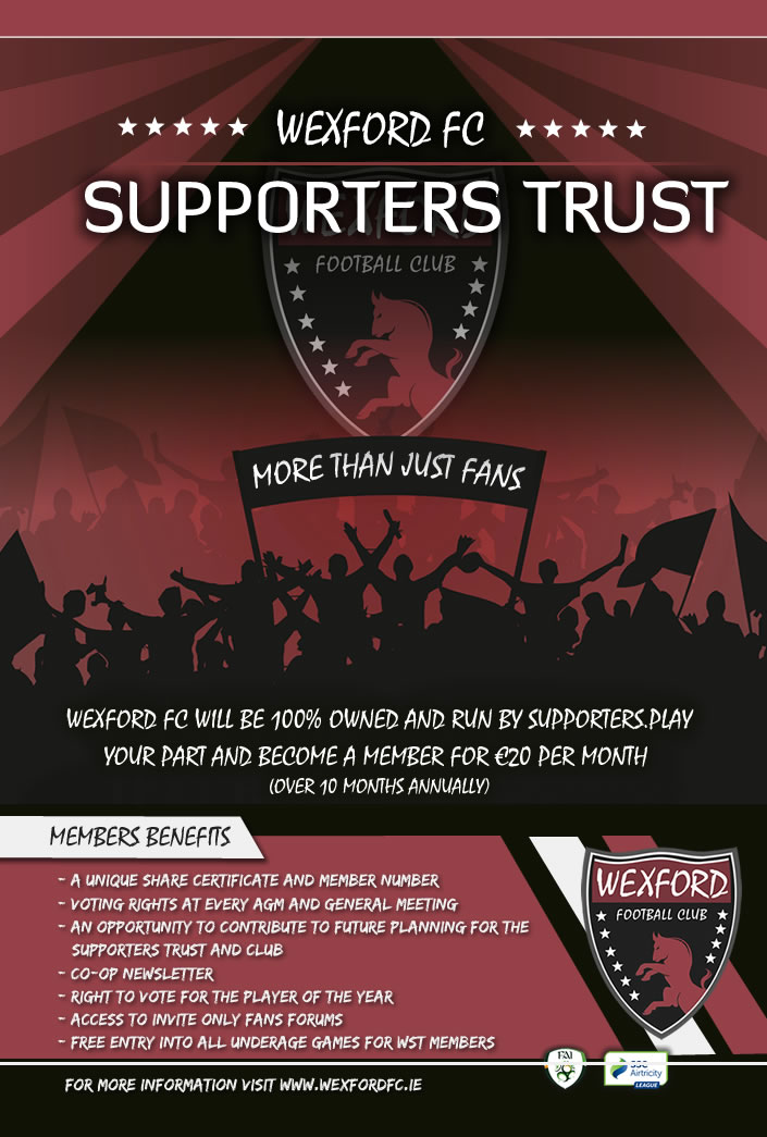 wexford fc supporters trust